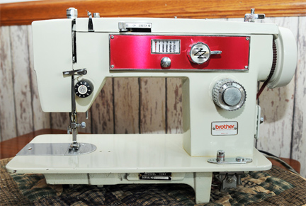 Brother Model 1241 Sewing Machine