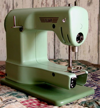 Elna Junior Sewing Machine Enchanting Elna Junior Sewing Machine