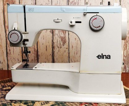 Elna SU Sewing Machines Delectable Elna Su Sewing Machine
