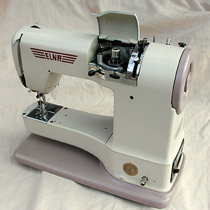 Elna Superatic Sewing Machine