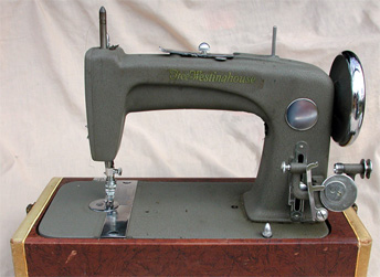 Free-Westinghouse Sewing Machine