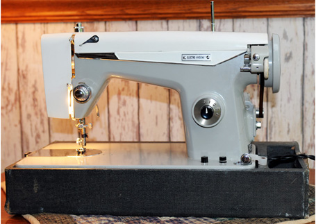 Electro Hygiene Sewing Machine