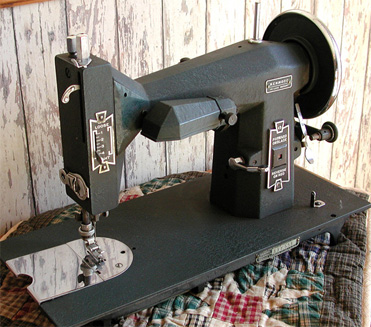 Kenmore De Luxe Rotary Sewing Machine
