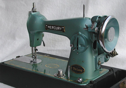 Mercury 200 Deluxe Sewing Machine
