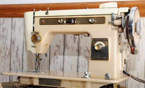 Montgomery Ward Sewing Machine Awesome Vintage Signature Sewing Machine