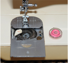Singer Creative Touch Fashion Machine 1036