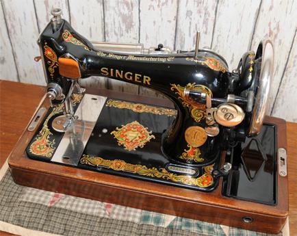 singer 1929 sewing machine