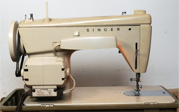 Singer Fashion Mate 237