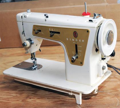 singer 237 sewing machine