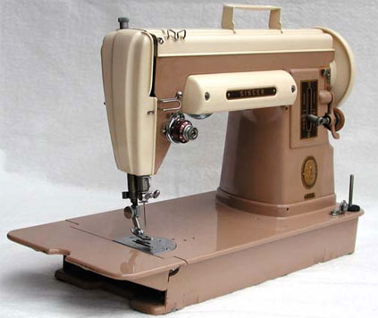 singer sewing machine 301