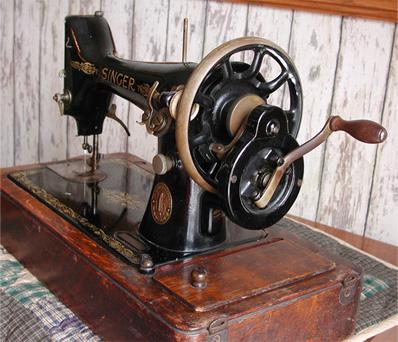 Singer Handcrank Sewing Machines Adorable New Hand Crank Sewing Machine