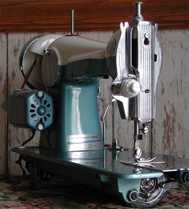 Visetti Sewing Machine