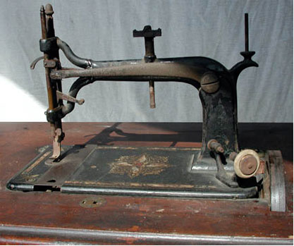 Weed Treadle Sewing Machine