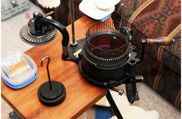 Circular Sock Knitting Machines