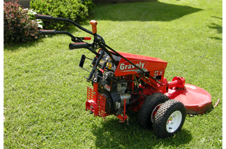 Gravely Walk-behind Tractor