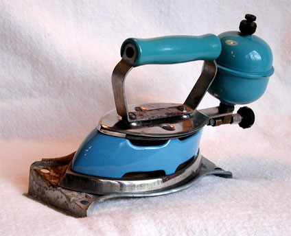 Coleman Instant-Lite Gas Iron